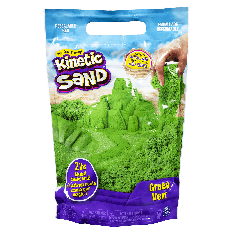 Afbeelding van Kinetic Sand Colour Bag Green