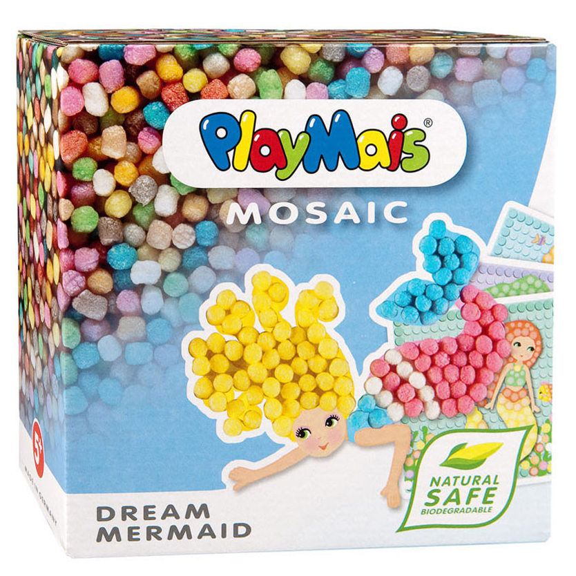 Afbeelding van Playmais Mosaic Mermaid