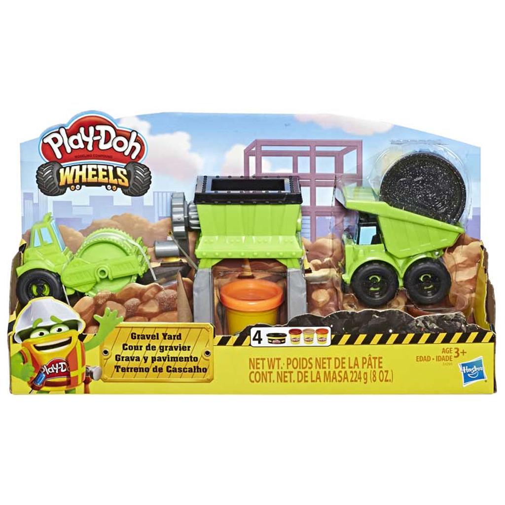 Afbeelding van Play-Doh Wheels Grind N Go
