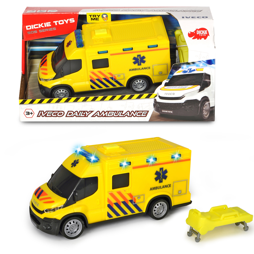 Afbeelding van Auto Ambulance Iveco B/O