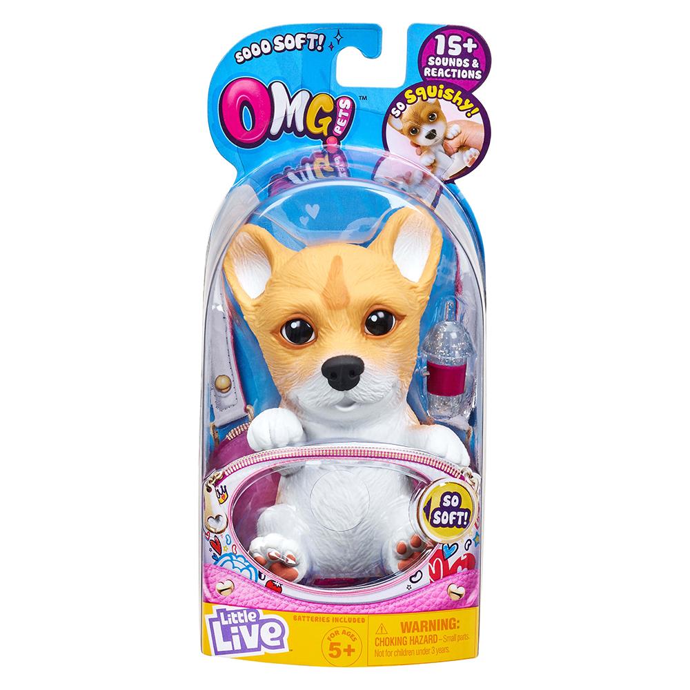 Afbeelding van Little Live OMG Pet Corgi