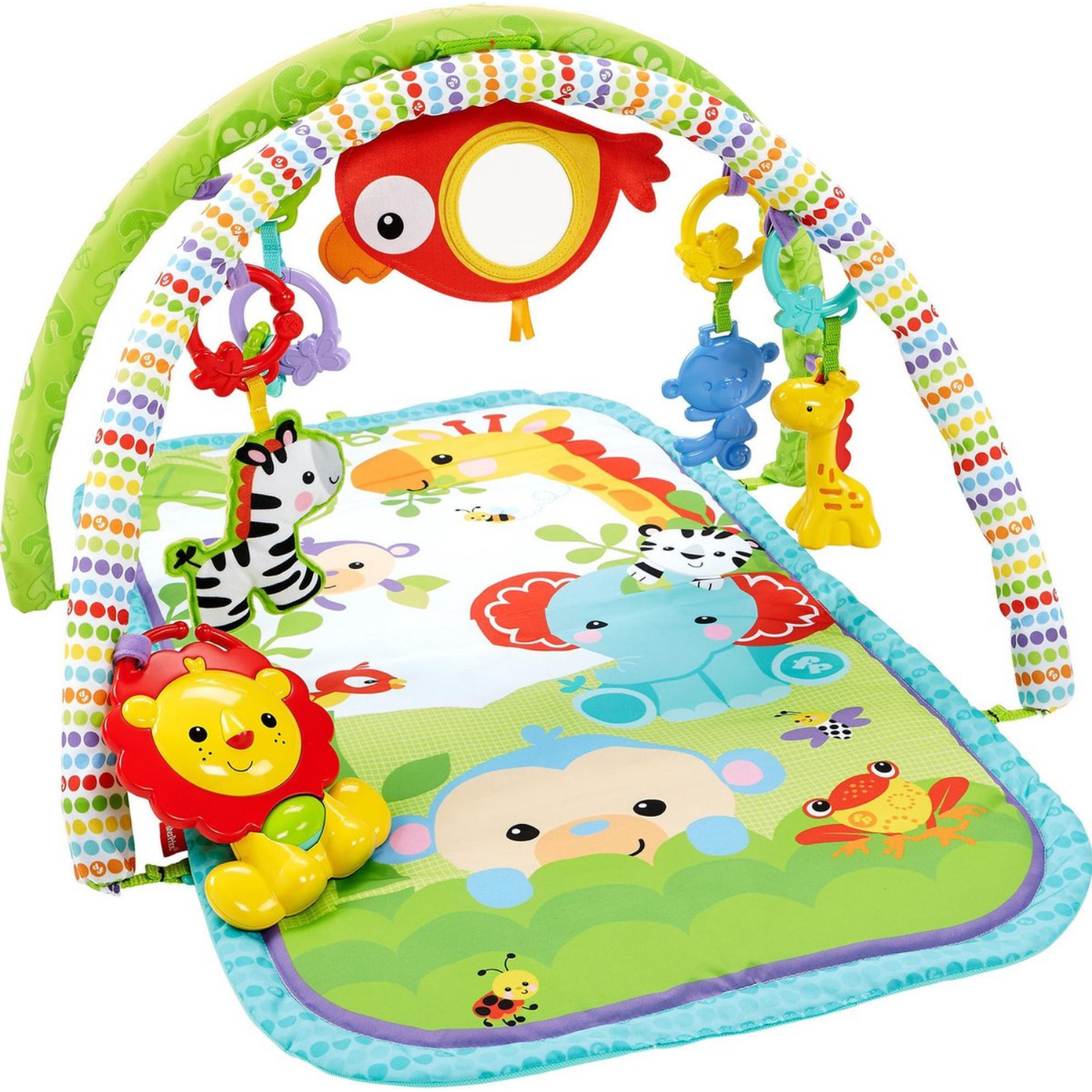 Afbeelding van Fisher-Price 3-In-1 Muzikale Activity Gym