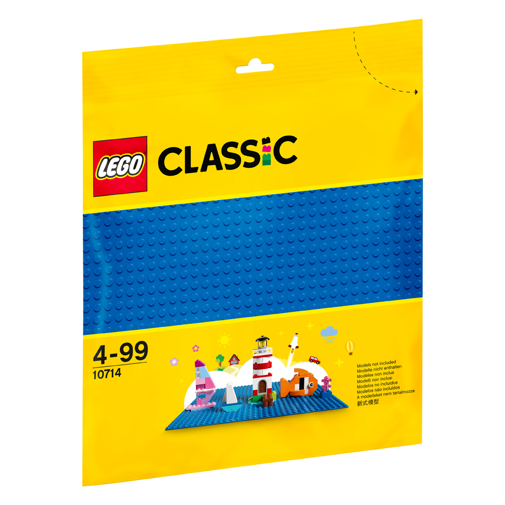 Afbeelding van LEGO 10714 Classic Blauwe Basisplaat