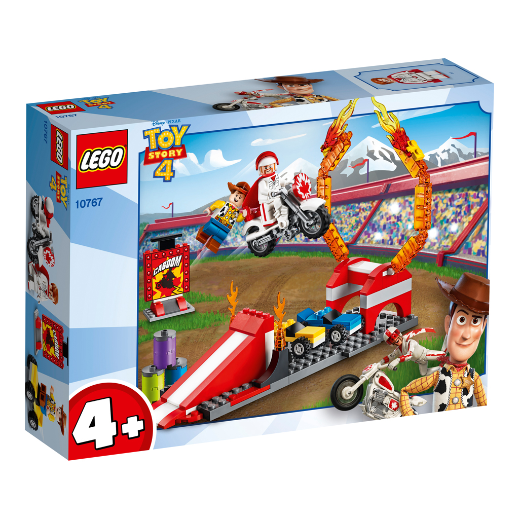 Afbeelding van LEGO 4+ 10767 Graaf Kaboems stuntshow