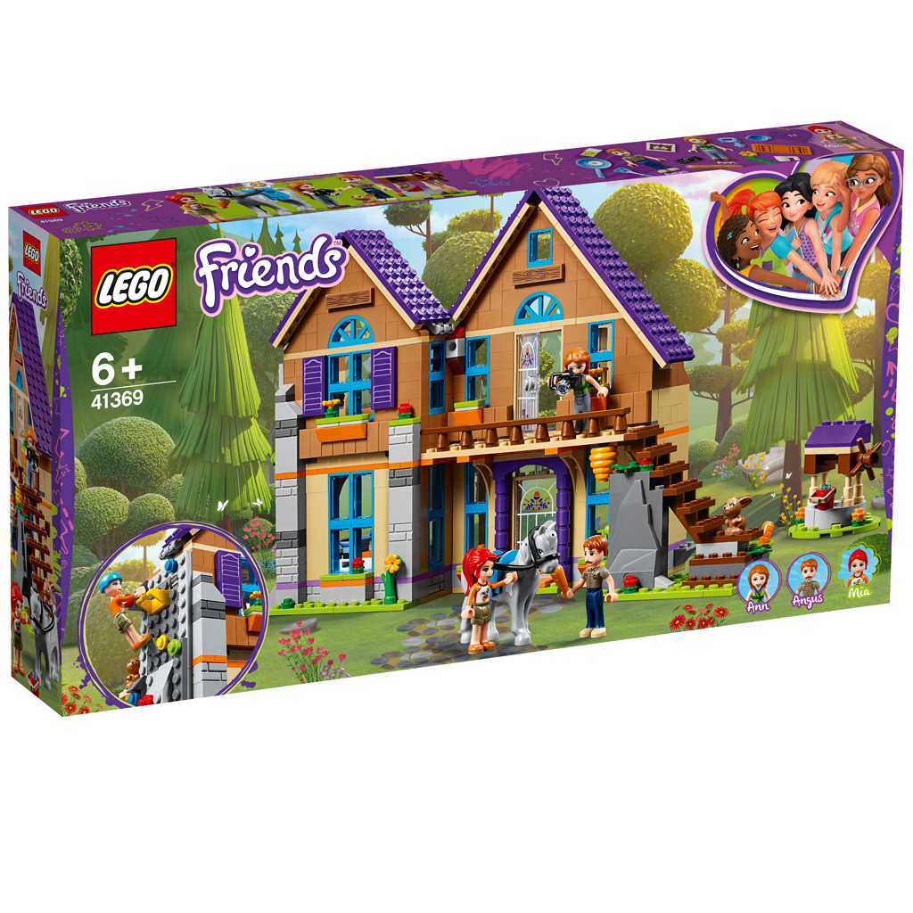 LEGO Friends Mia's Huis – 41369