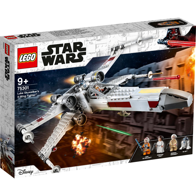LEGO Star Wars 75301 Luke Skywalker's X Wing Fight