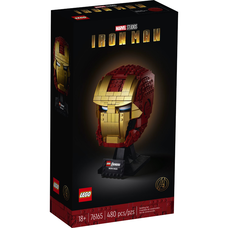 LEGO Marvel Avengers 76165 Iron Man Helm
