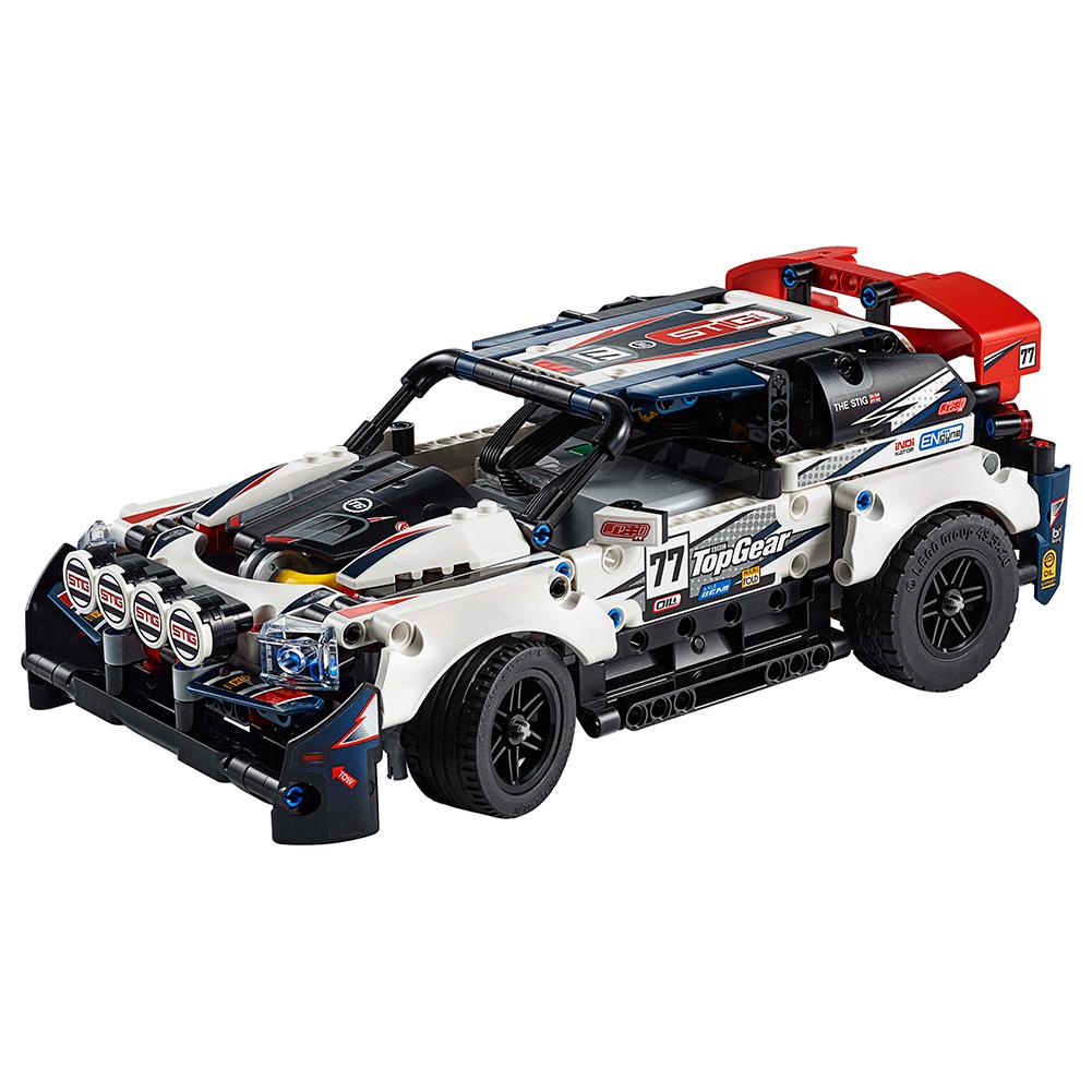 LEGO Technic 42109 Top Gear Rallyauto Met App Bediening