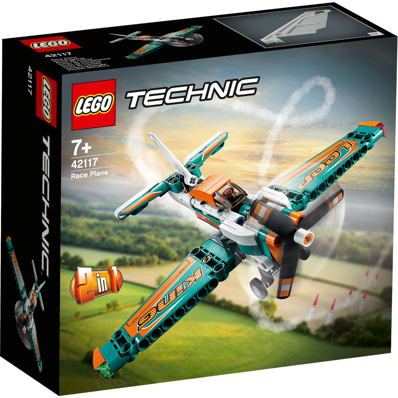 LEGO Technic 42117 Racevliegtuig