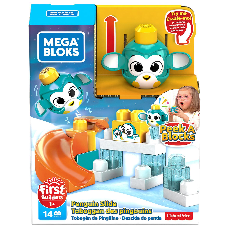 Afbeelding van Fisher Price Mega Bloks Pinguin