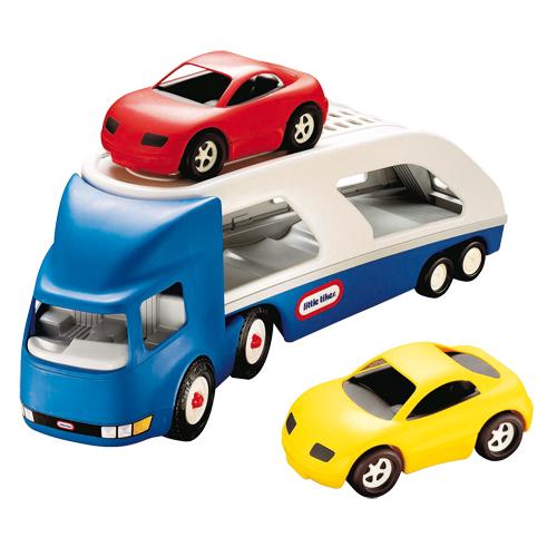 Afbeelding van Autotransporter Little Tikes Groot