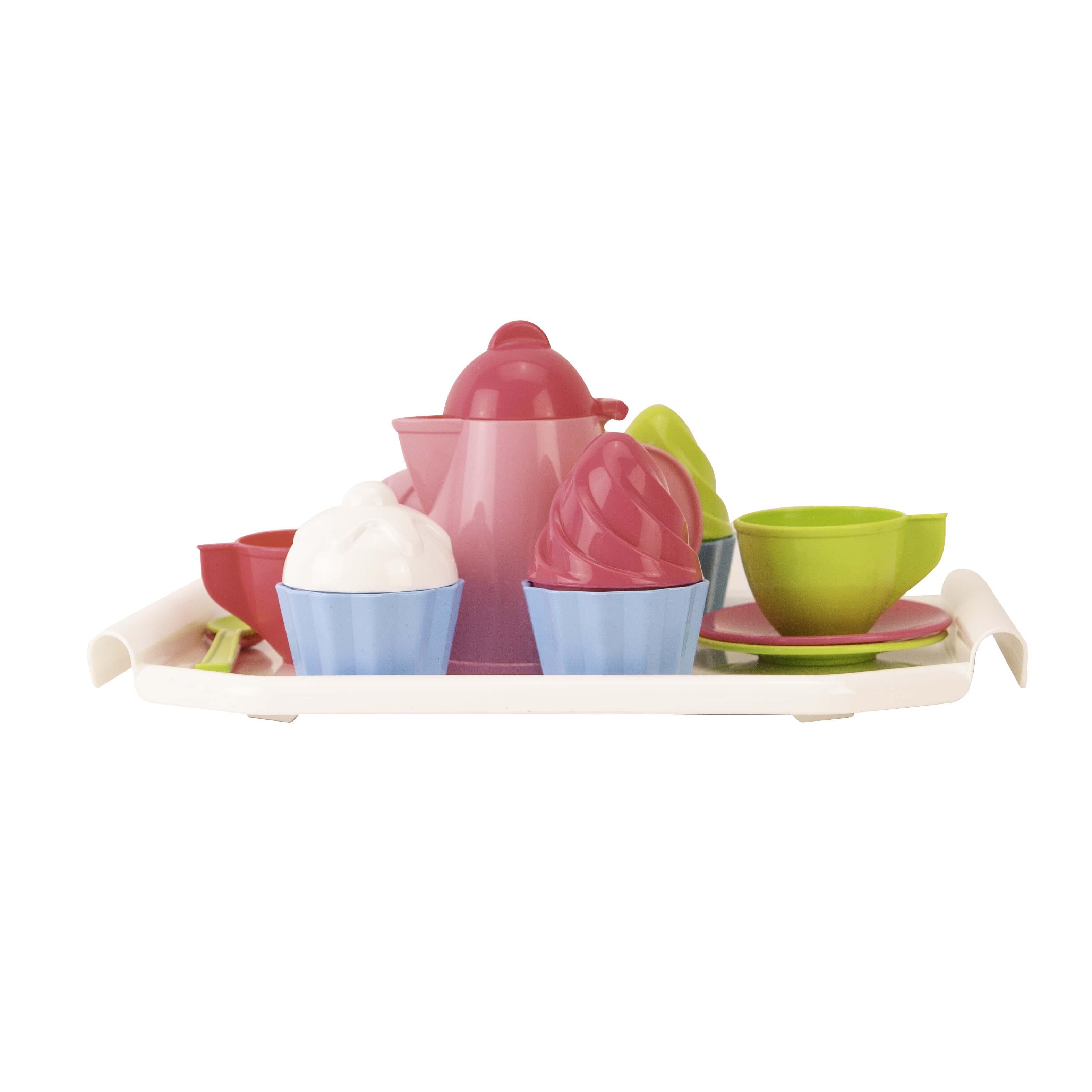 Afbeelding van Servies Cupcake