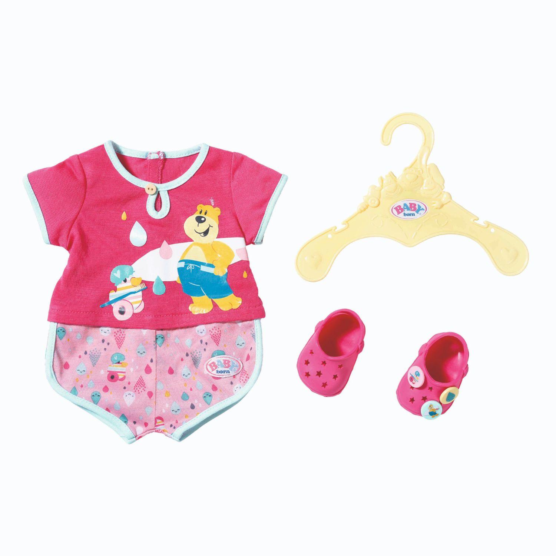 Afbeelding van Baby Born Bad Pyjama Met Schoenen