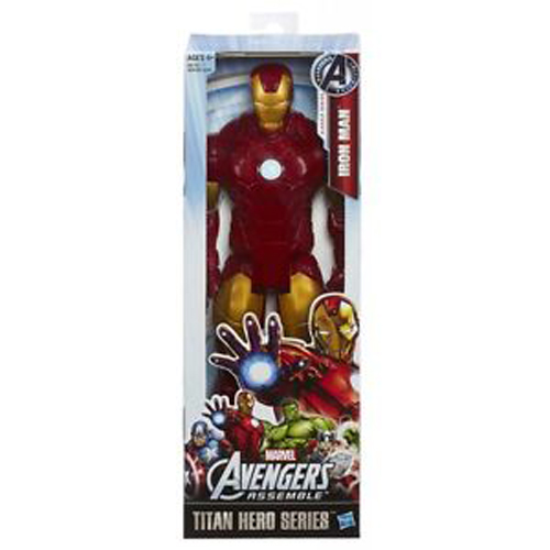 Afbeelding van Actiefiguur Avengers Heroes Iron Man 30cm