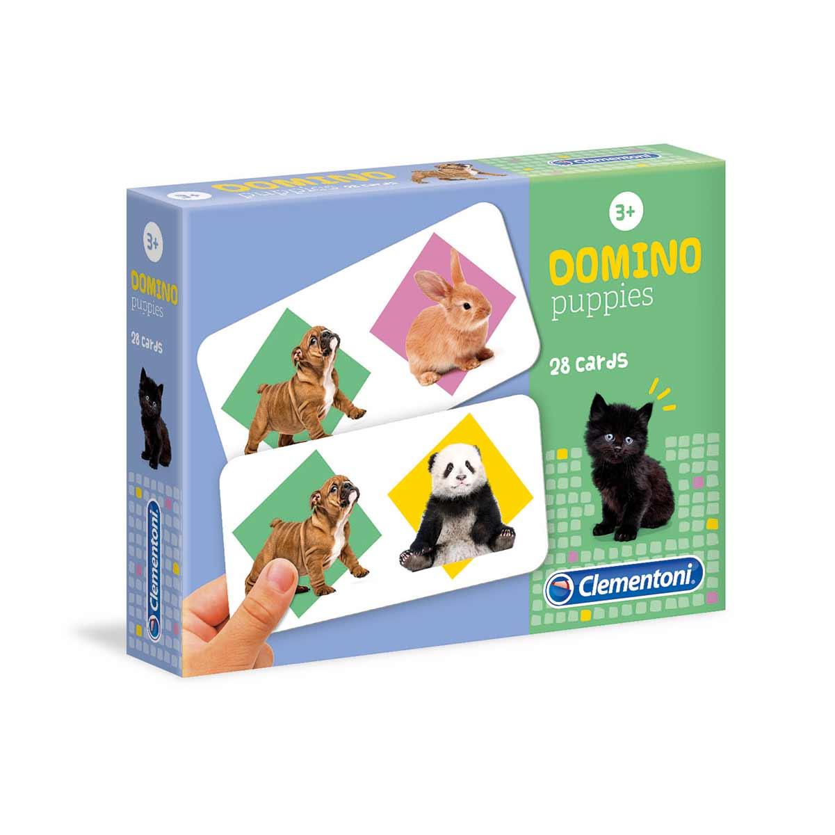 Spel Domino Puppies