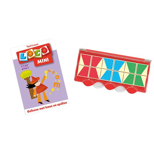 Afbeelding van Loco Mini special Oefenen met lezen en spellen