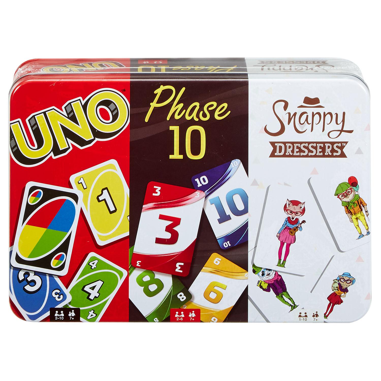 Afbeelding van Spel Uno Bundle Collector Tin
