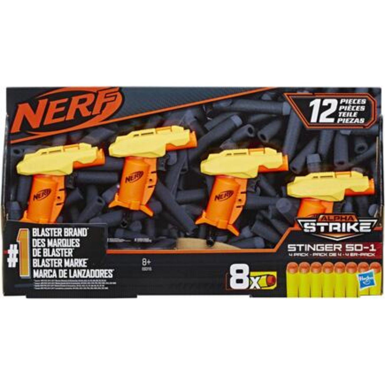 Nerf Alpha Strike 4x Stinger