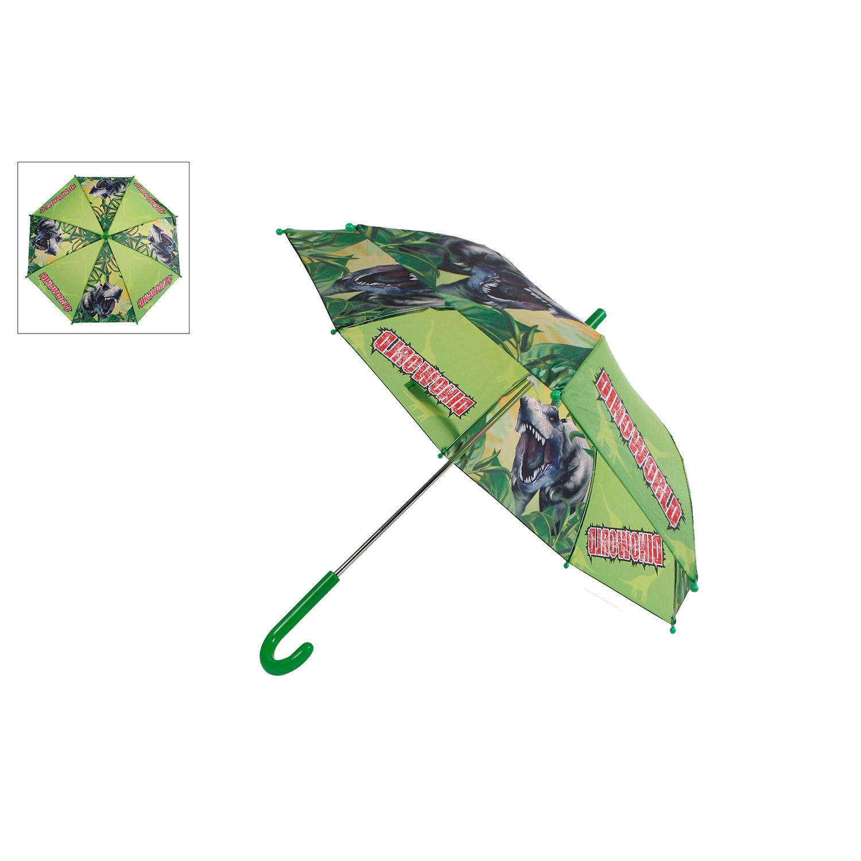 Afbeelding van Paraplu Dinoworld 70x60Cm