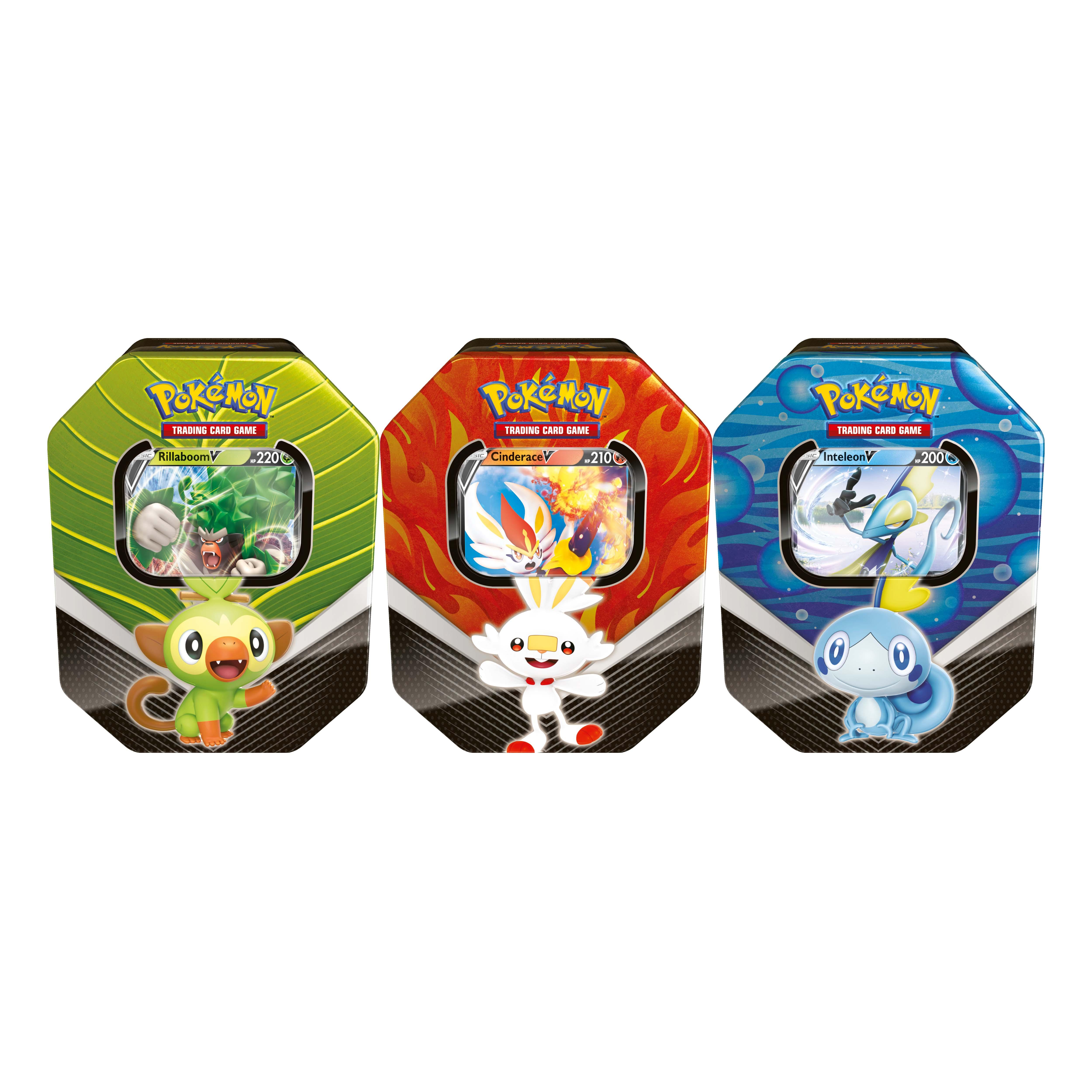 Afbeelding van Pokémon TCG Spring Tin 2020 Assorti