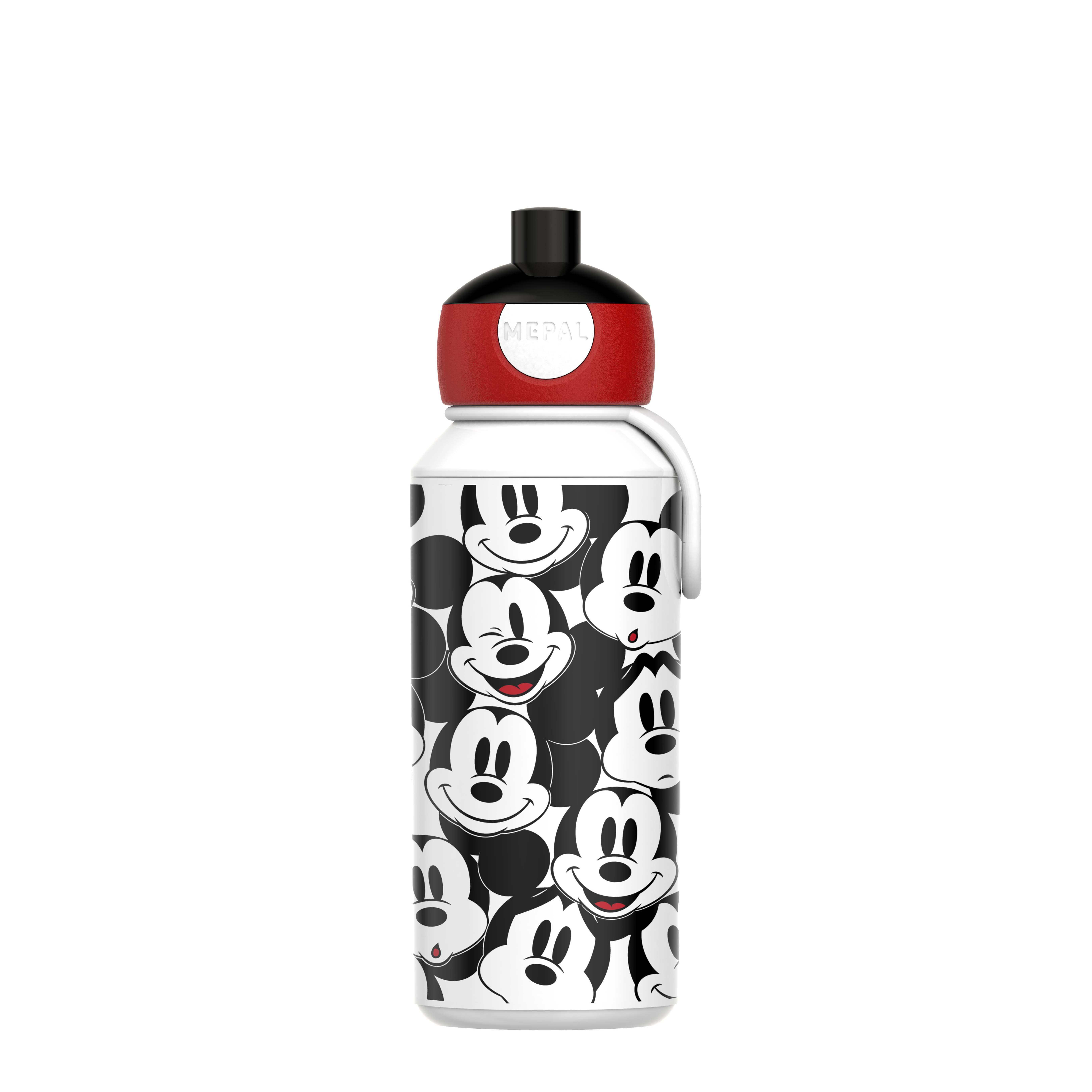 Afbeelding van Drinkfles Pop Up Mickey Mouse 400 ML