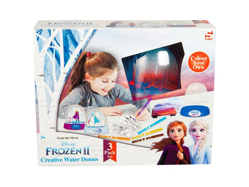 Frozen 2 Water Bollen Maken