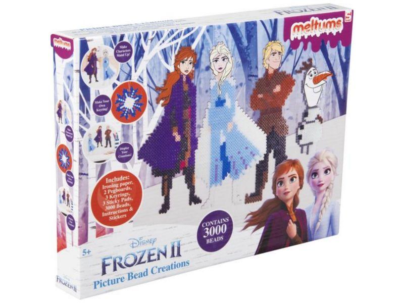 Strijkkralen Frozen 2 3000 Delig