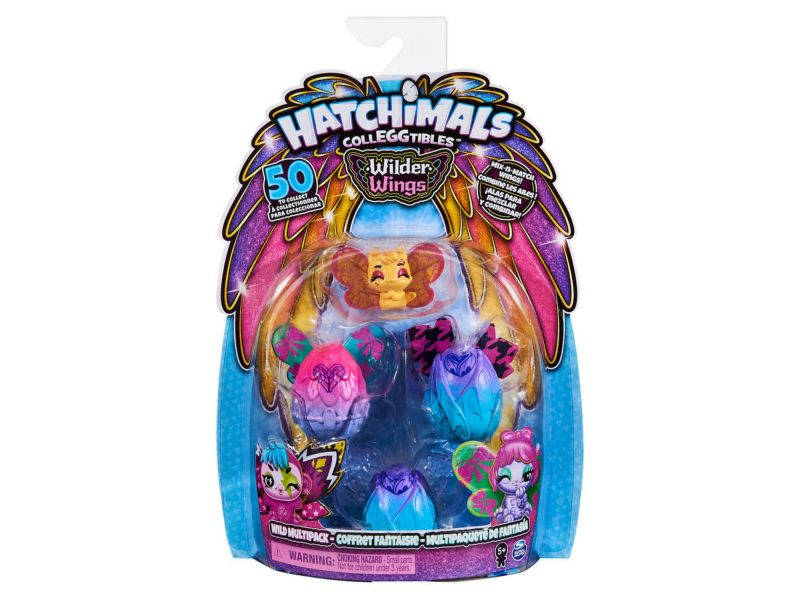 Hatchimals Colleggtibles  Multipack S9 Assorti
