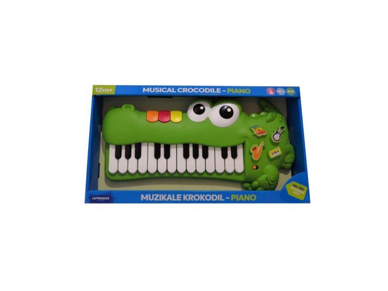 Piano Krokodil