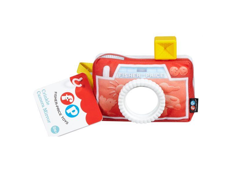 Fisher-Price Soft Camera Met Spiegel