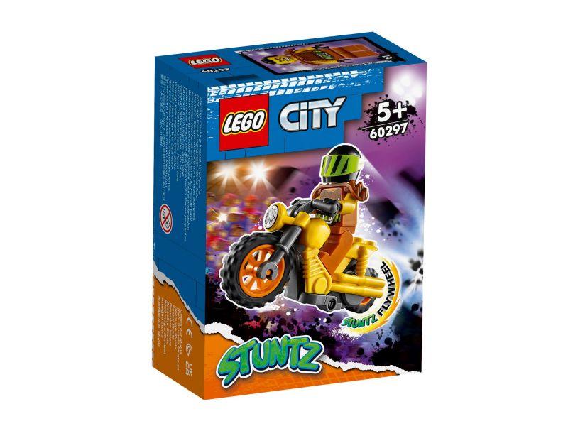 LEGO City Stunt 60297 Sloop Stuntmotor