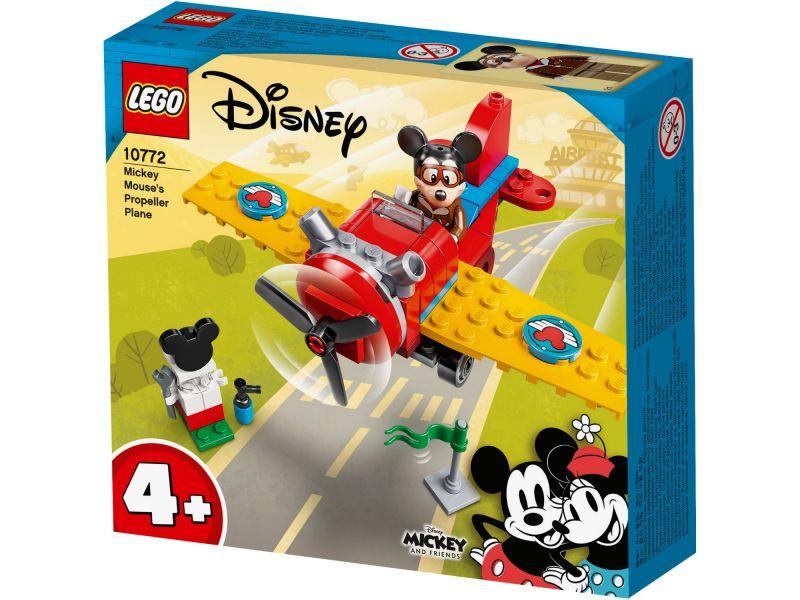 LEGO 10772 4+ Mickey Mouse's Propeller Plane