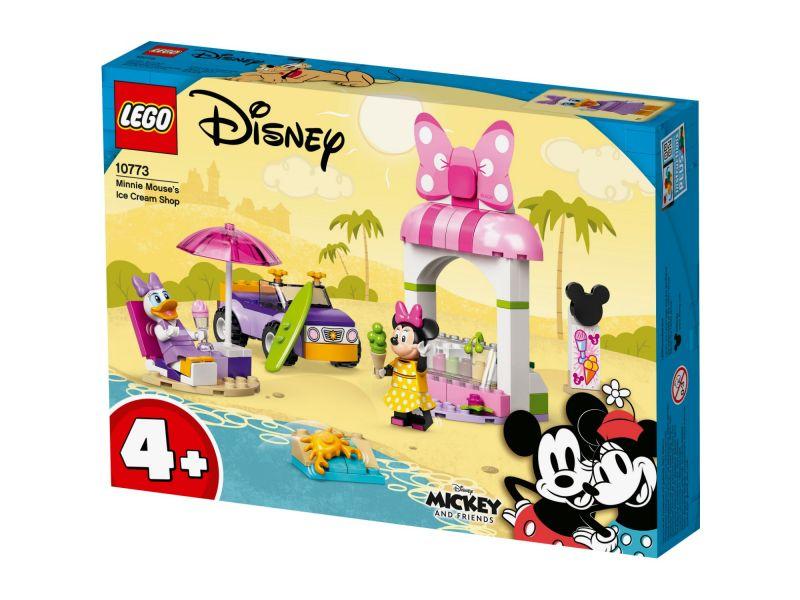 LEGO 10773  4+ Minnie Mouse's Ice Cream Shop
