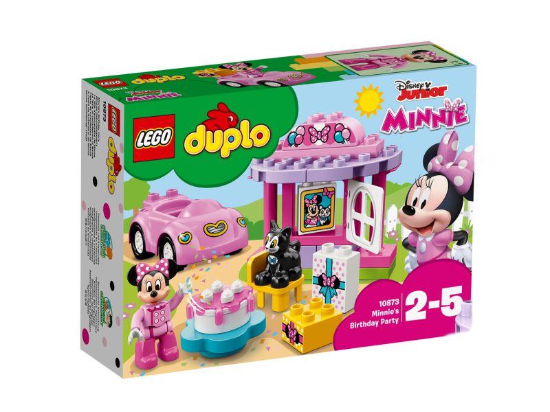 LEGO Duplo 10873 Minnie's Verjaardagsfeest