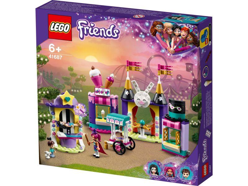 LEGO Friends 41687 Magical Funfair Stalls