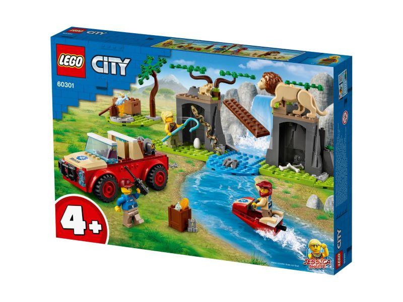 LEGO City Wildlife 60301