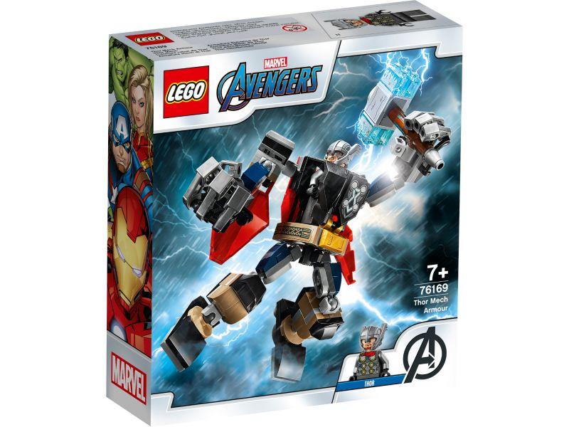 LEGO Marvel Avengers 76169 Thor Mechapantser