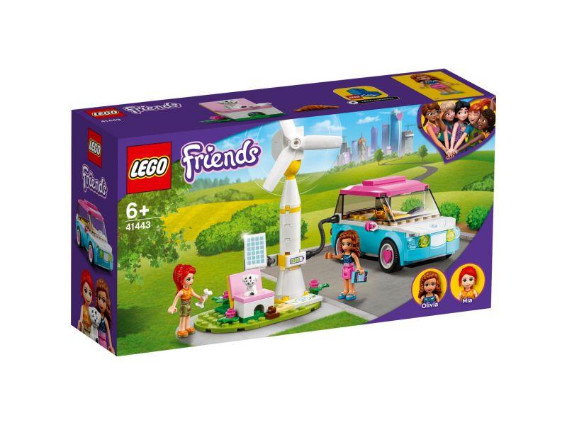 Lego Friends 41443 Olivia S Elektrische Auto Top1toys