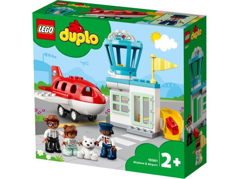 LEGO DUPLO 10961 Airplane & Airport