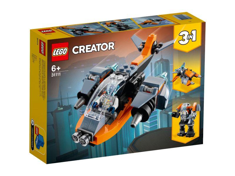 LEGO Creator 31111 3in1 Cyberdrone
