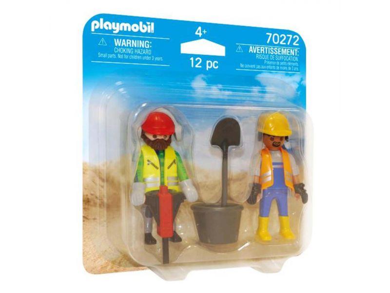 Playmobil 70272 Duopack Bouwvakkers