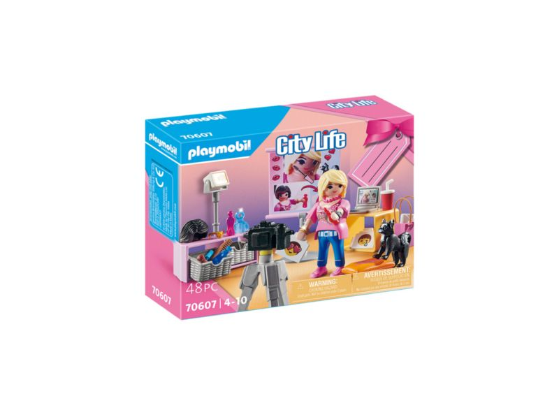 Playmobil 70607 Geschenkset Social Media Ster