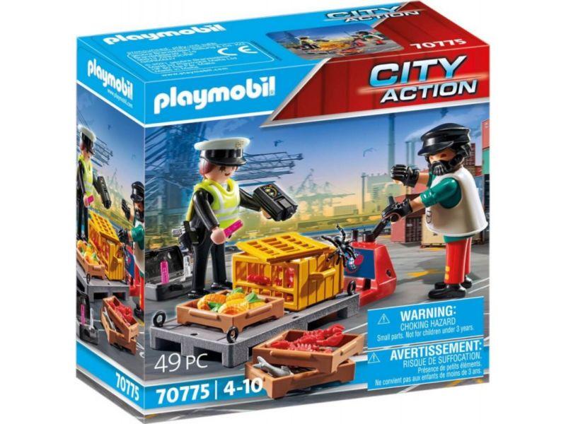 Playmobil 70775 Douanecontrole