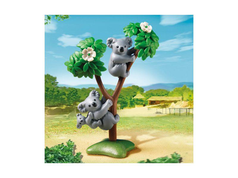 Playmobil 6654 Koala's Met Baby