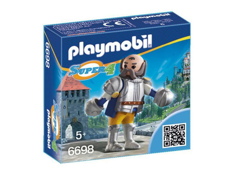 Playmobil 6698 Super 4 Royal Guard Sir Ulf