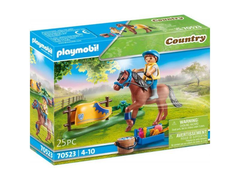 Playmobil 70523 Collectie Pony - Welsh