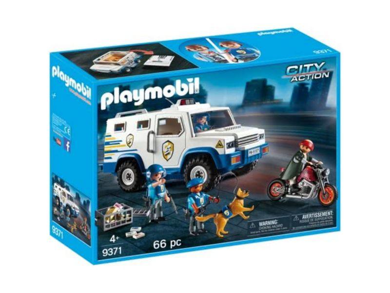 Playmobil 9371 Geldtransport