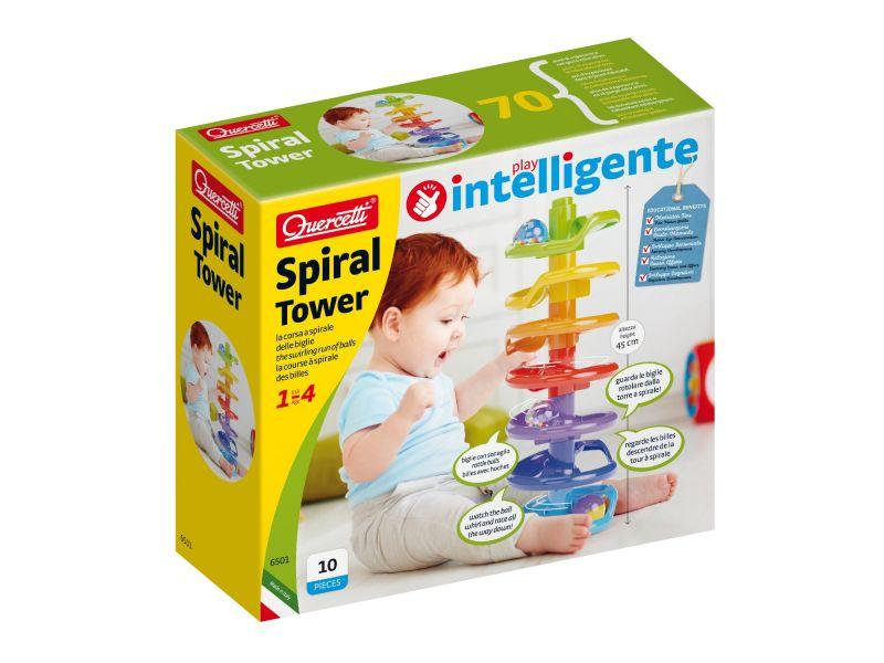 Kogelbaan 10 Delig Spiral Tower