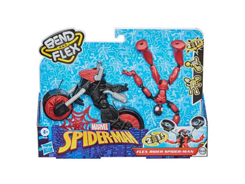 Spider-Man Bend N Flex Rider