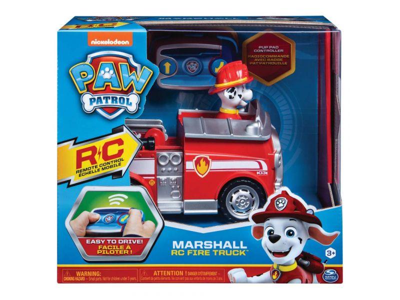 Radiografisch Bestuurbare Auto Paw Patrol Marshall Fire Truck
